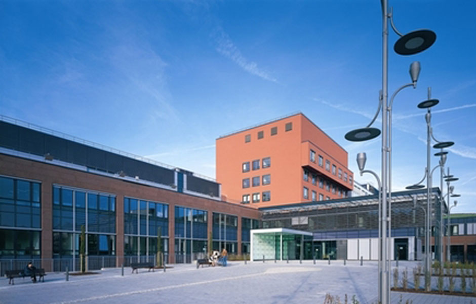 HÔPITAL ST. LOUIS ETTELBRUCK, LUXEMBURG
