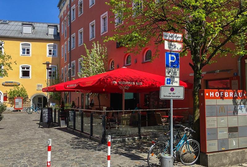 Büro Gerthner-Thieltges Hofbräu Rosenheim