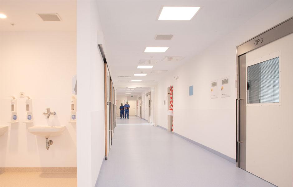 Schön Klinik Bad Aibling - Vergabewesen nach dem VHB/Bund